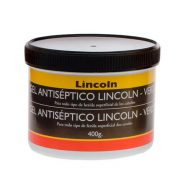 ANTISEPTICO LINCOLN GEL VERDE 400 GR
