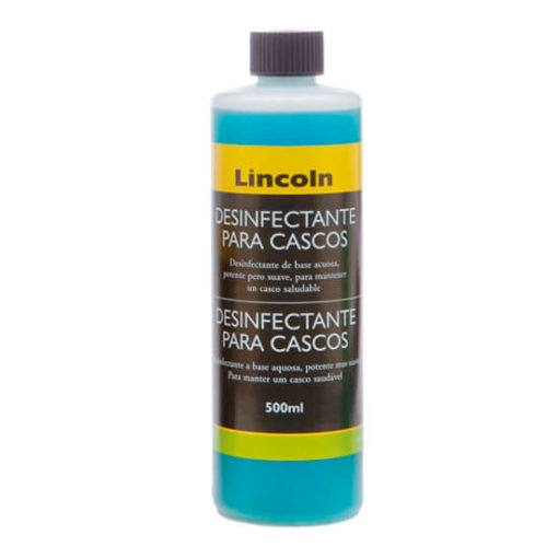 DESINFECTANTE PARA CASCOS LINCOLN 500 ML