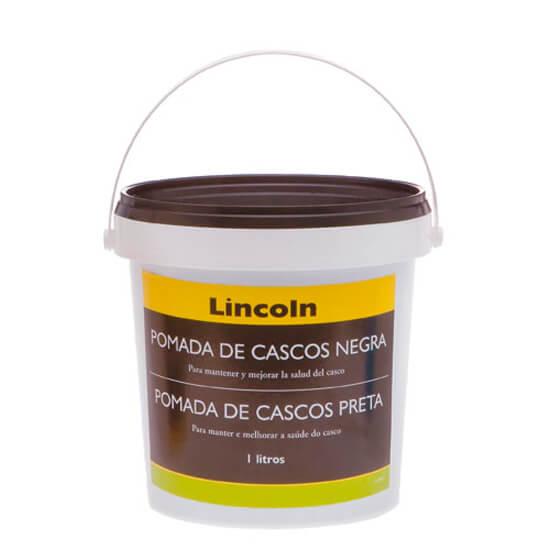 POMADA CASCOS LINCOLN NEGRO 1 KG