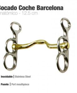 bocado-coche-barcelona-anatomico-bbi-inox-125cm